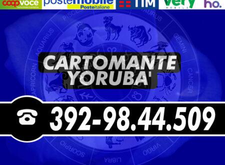 Il Cartomante YORUBÀ – Consulti telefonici di Cartomanzia
