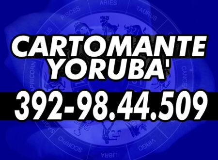 Consulto telefonico di Cartomanzia con il Cartomante Yorubà – Prezzi accessibili a tutti tramite ricarica telefonica o postepay!