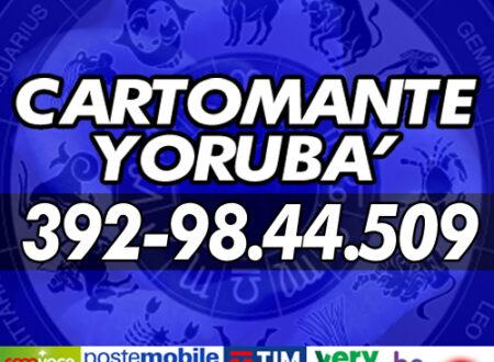 Il Cartomante Yoruba' – Studio di Cartomanzia YORUBA' – consulti telefonici con offerta libera