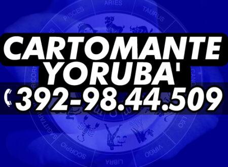 I consulti con il Cartomante Yoruba' sono tutti a pagamento (ricarica telefonica/Postepay/Buono Regalo Amazon)
