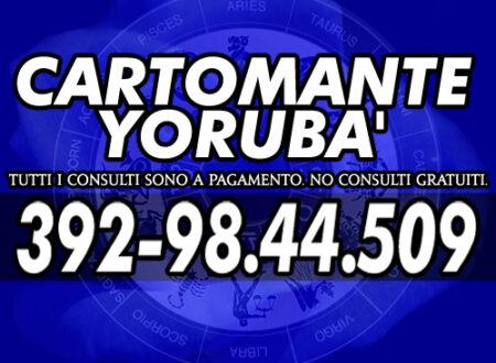 Non arrenderti alle problematiche della vita…un consulto di Cartomanzia con il Cartomante YORUBA'